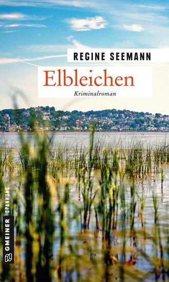 Elbleichen - Kriminalroman - cover