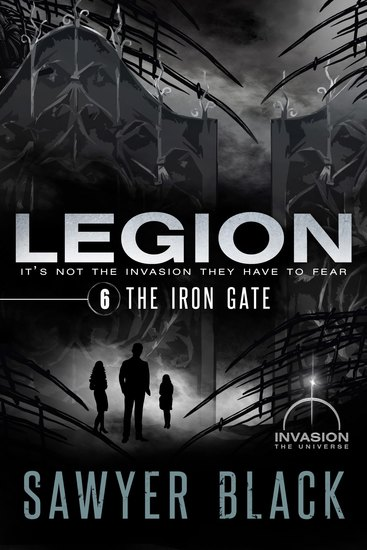 The Iron Gate - cover