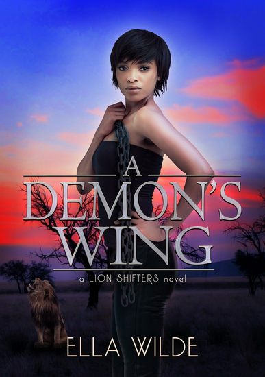 A Demon's Wing - a Lion Shifters novel - cover
