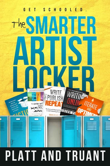 The Smarter Artist Locker - Five essential writing books One amazing collection - cover