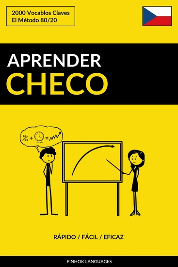 Aprender Checo - Rápido Fácil Eficaz - 2000 Vocablos Claves - cover