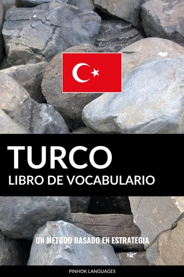 Libro de Vocabulario Turco - Un Método Basado en Estrategia - cover