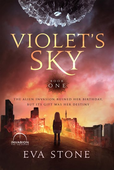 Violet's Sky - cover