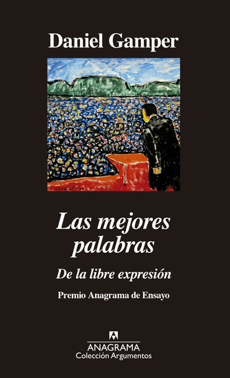Las mejores palabras - De la libre expresión - cover
