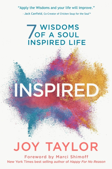 INSPIRED - 7 Wisdoms of a Soul Inspired Life - cover