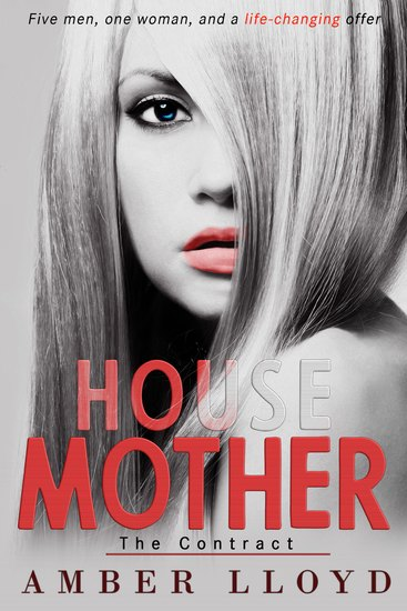 House Mother - The Contract - cover