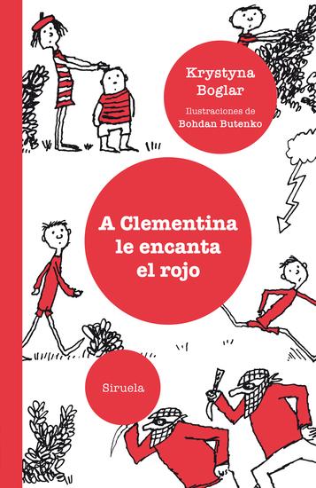 A Clementina le encanta el rojo - cover