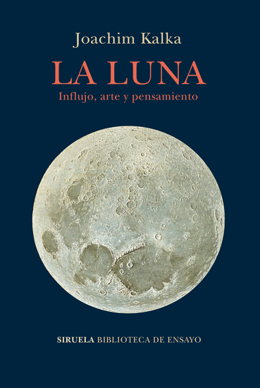 La luna - Influjo arte y pensamiento - cover