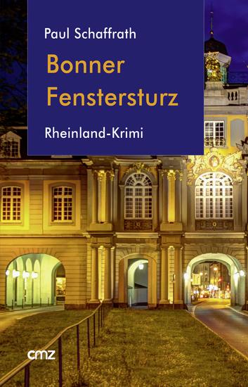 Bonner Fenstersturz - Rheinland-Krimi - cover