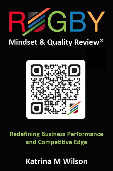 RUGBY Mindset & Quality Review - Redefining Business Performance and Competitive Edge - cover