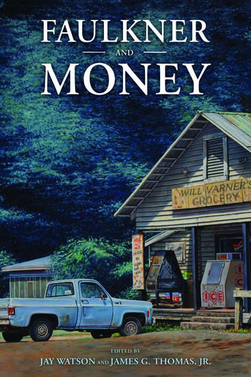 Faulkner and Money - cover