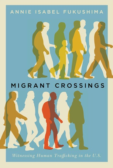 Migrant Crossings - Witnessing Human Trafficking in the US - cover