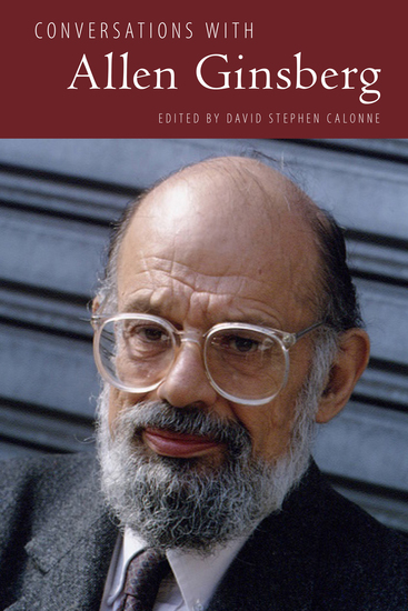 Conversations with Allen Ginsberg - cover