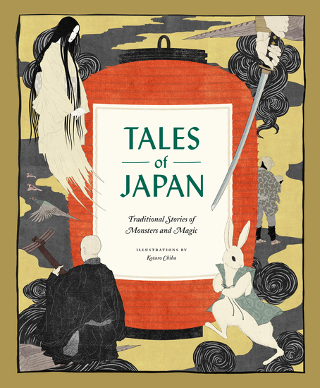 Tales of Japan - Traditional Stories of Monsters and Magic - cover