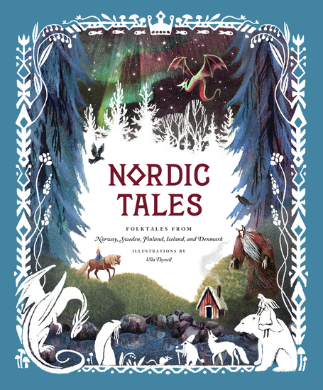 Nordic Tales - Folktales from Norway Sweden Finland Iceland and Denmark - cover