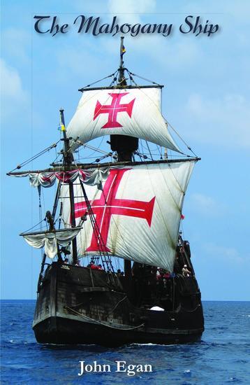The Mahogany Ship - cover