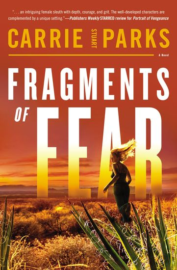 Fragments of Fear - cover