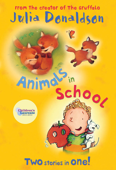 Animals in School - cover