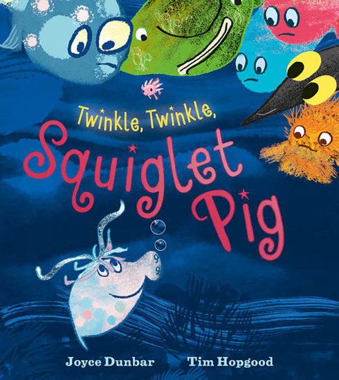Twinkle Twinkle Squiglet Pig - cover