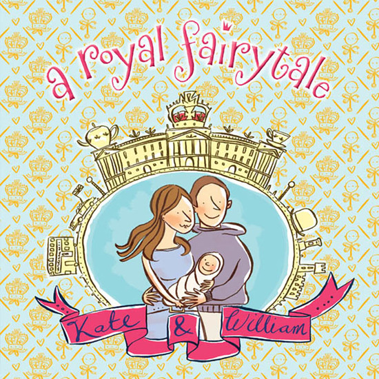 A Royal Fairytale - cover