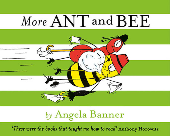 More and More Ant and Bee - cover
