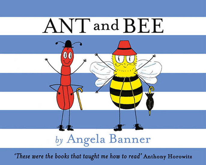 Ant and Bee - cover