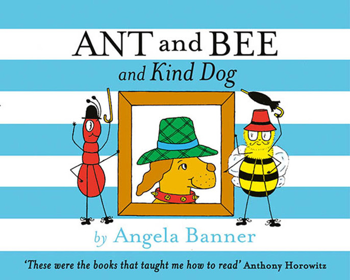 Ant and Bee and the Kind Dog - cover