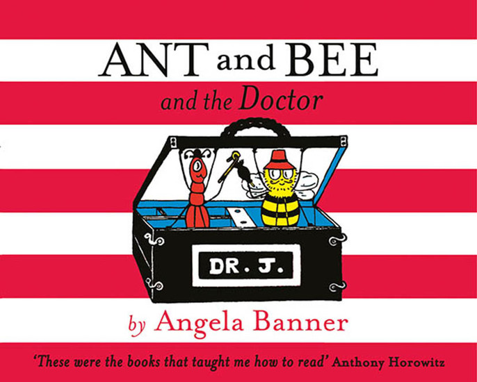 Ant and Bee and the Doctor - cover