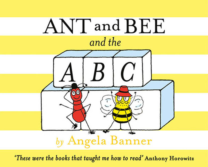Ant and Bee and the ABC - cover