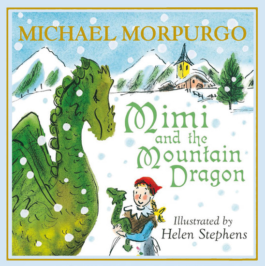 Mimi and the Mountain Dragon - cover