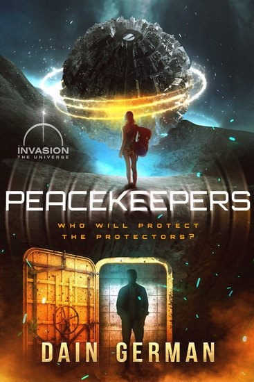 Peacekeepers - cover