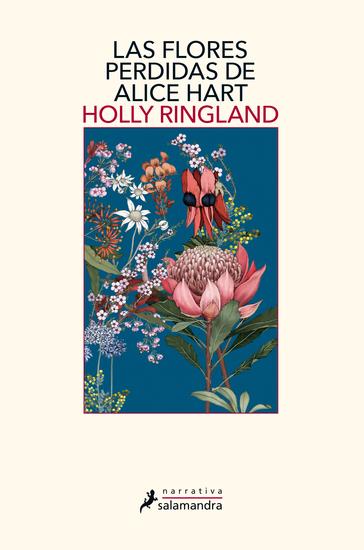 Las flores perdidas de Alice Hart - cover