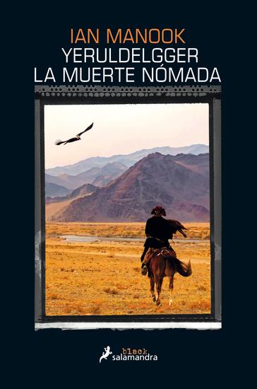 Yeruldelgger la muerte nómada - cover