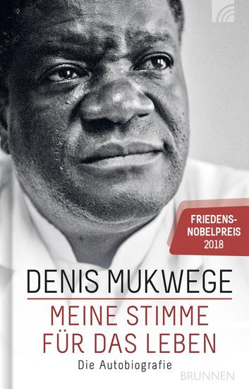 Meine Stimme für das Leben - Die Autobiografie - Friedensnobelpreis 2018 - cover