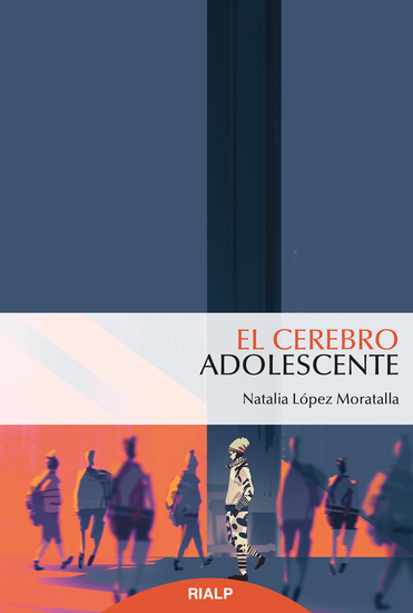 El cerebro adolescente - cover