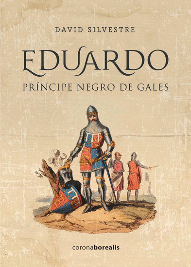 Eduardo príncipe negro de Gales - cover