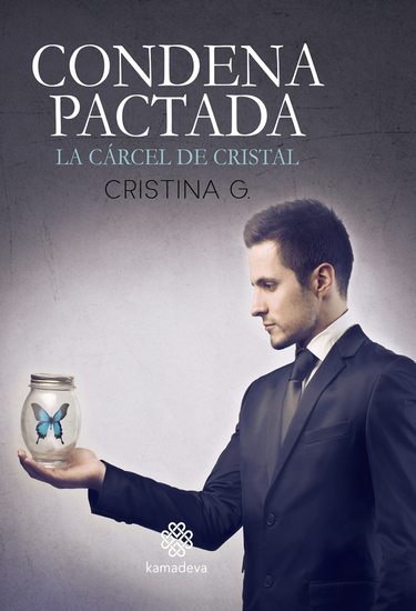 Condena pactada - La cárcel de cristal - cover