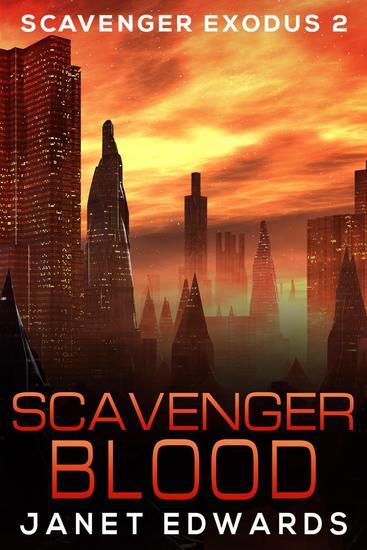 Scavenger Blood - Scavenger Exodus #2 - cover