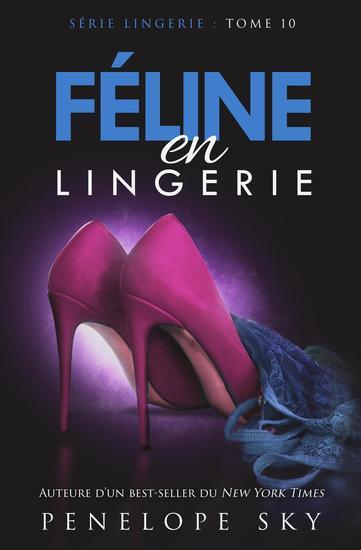 Féline en Lingerie - Lingerie #10 - cover