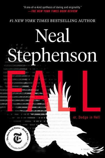 Fall; or Dodge in Hell - A Novel - cover