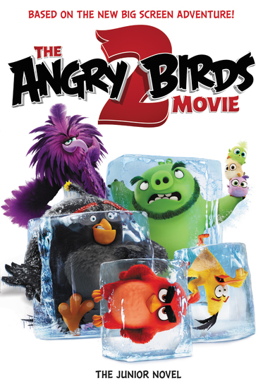 The Angry Birds Movie 2: The Junior Novel - cover
