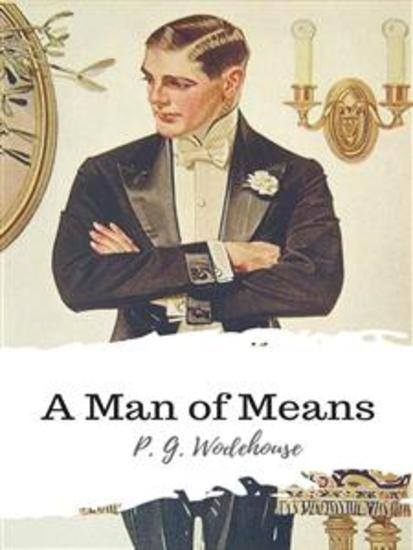 A Man of Means - cover
