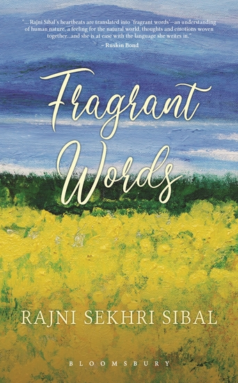 Fragrant Words - cover
