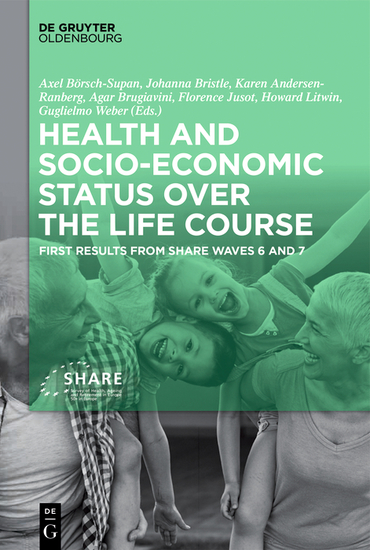 Health and socio-economic status over the life course - First results from SHARE Waves 6 and 7 - cover