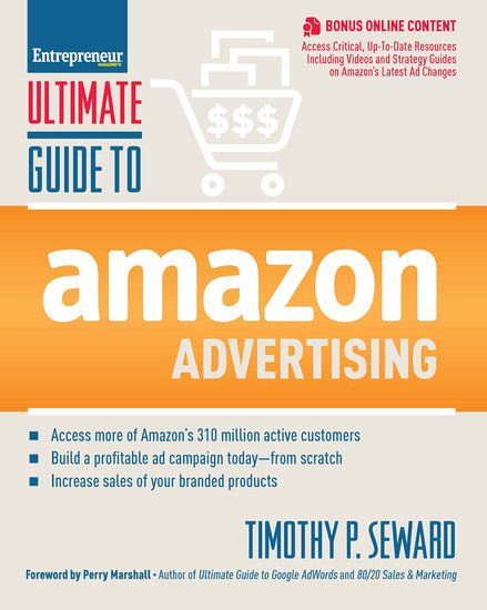 Ultimate Guide to Amazon Advertising - cover