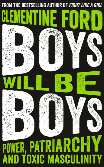 Boys Will Be Boys - cover