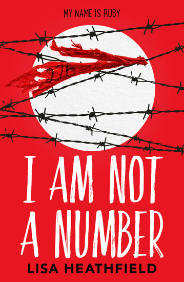 I Am Not a Number - cover