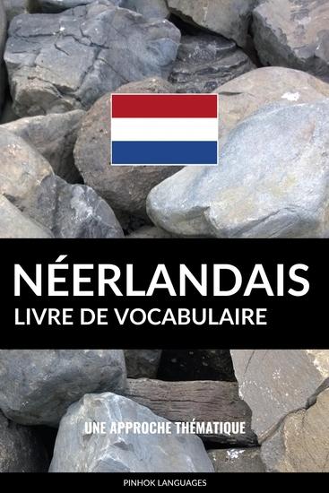 Livre de vocabulaire néerlandais - Une approche thématique - cover
