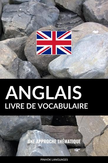Livre de vocabulaire anglais - Une approche thématique - cover