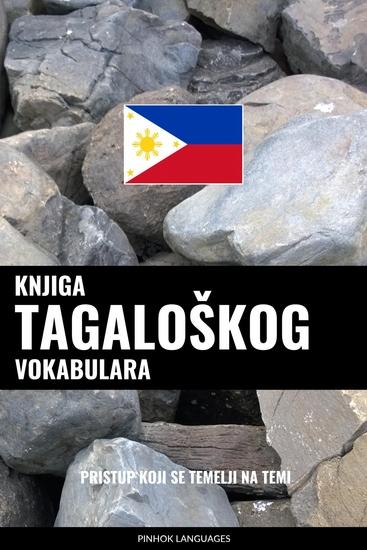Knjiga tagaloškog vokabulara - Pristup koji se temelji na temi - cover